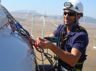 imagen basic training BST del Sector Eólico